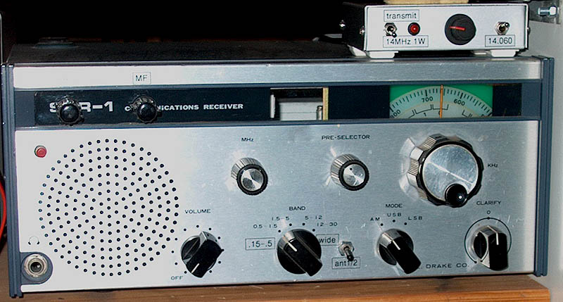 The Drake Ssr1 Shortwave Receiver
