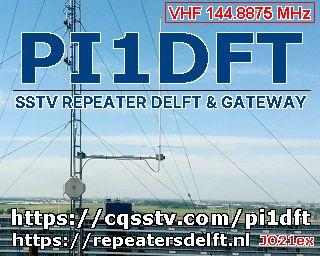 TX beacon image de PI3DFT