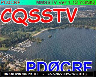 18-Jun-2021 19:14:44 UTC de PI3DFT