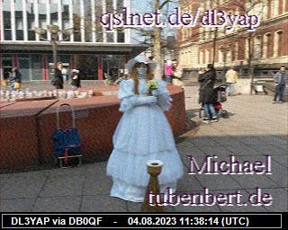 3rd previous previous RX de PI3DFT