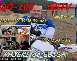 3rd previous previous RX de PA3EKI