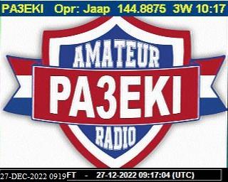 History #22 de PA3EKI