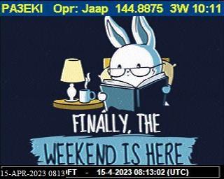 5th previous previous RX de PA3EKI