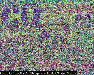 previous previous RX de PA5SW