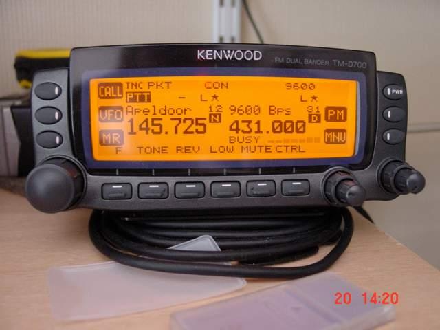 Kenwood TM 700
