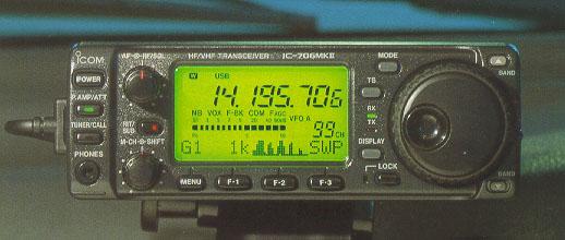 Icom 551 service manual