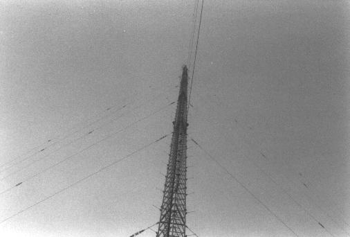 Twin Towers Antenna