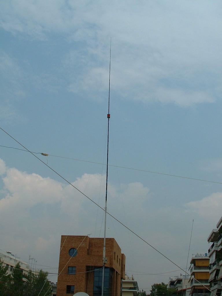 Older Antennas Setups Sv1grb Amateur Radio Website