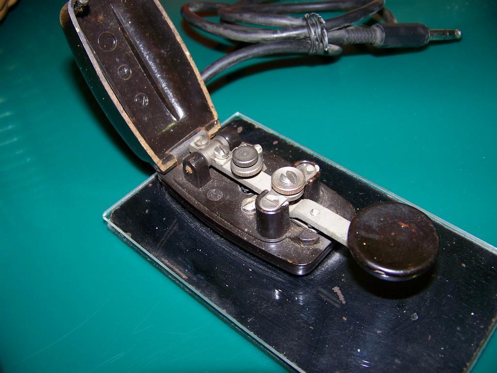 Morse keys