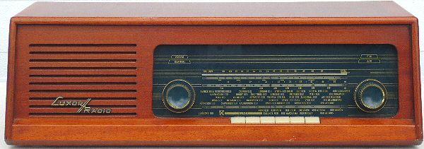 Old tube radios
