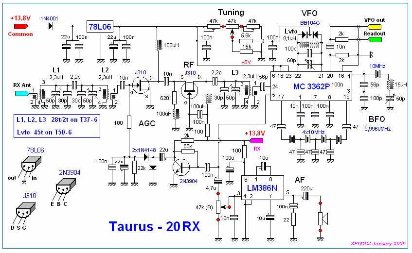 nowa strona 1 rh qsl net taurus pt145 schematics moog taurus schematics