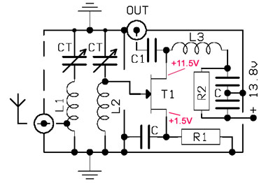' LOGI' SERIES & 915 MHz YAGI PCB ANTENNAS