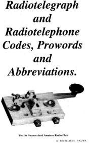 Phonetic Alphabets