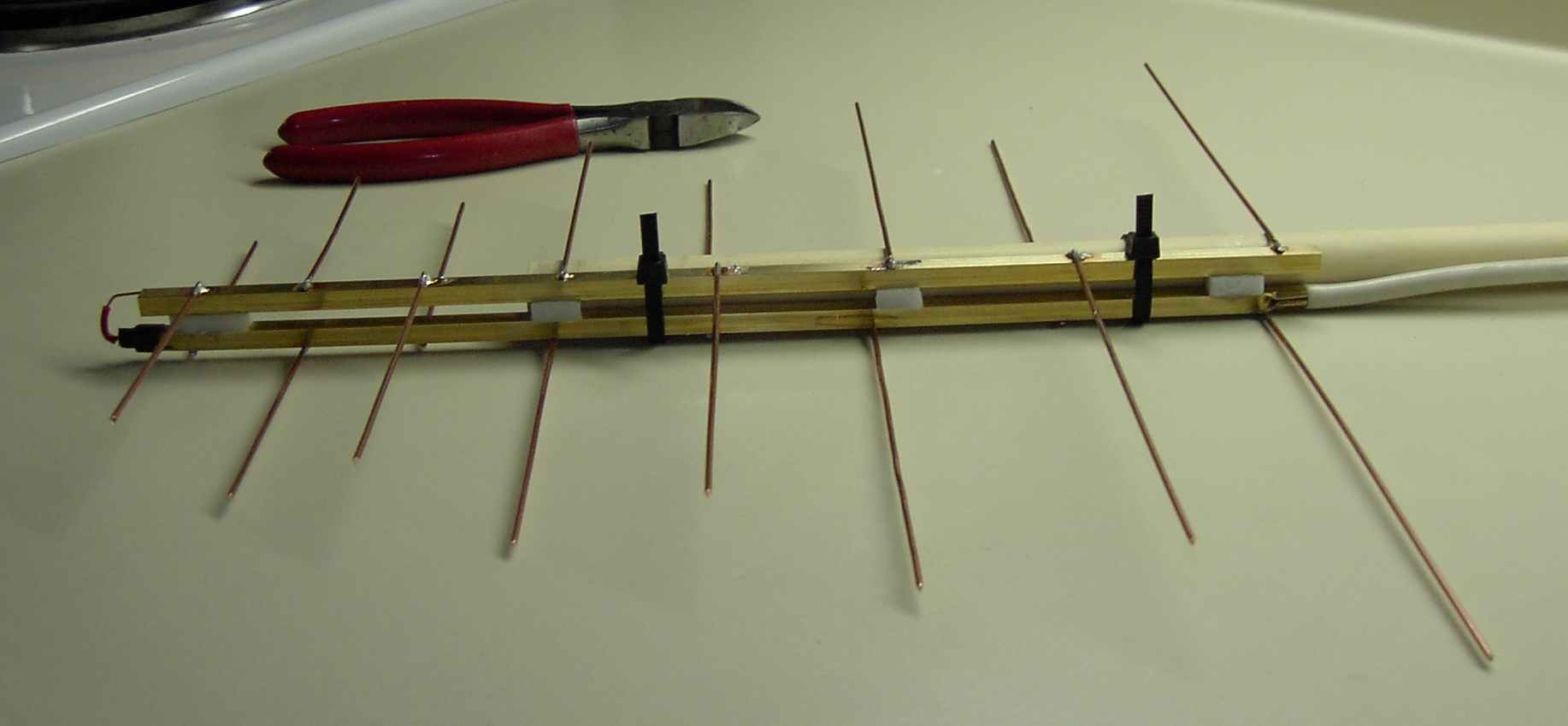 Логопериодическая антенна для т2 своими руками 65