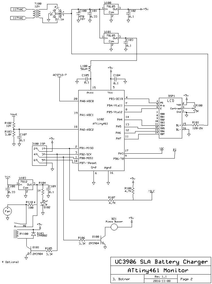 Audio Amp Schematic