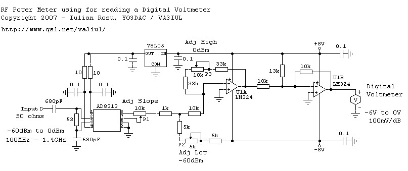 Basic Lm35 Temperature Sensor Circuit further RF Power Meter likewise Manish516 wordpress additionally Heat Sensor Circuit using LM741 additionally Lm324n Quad Operational  lifier. on operational amplifier schematic