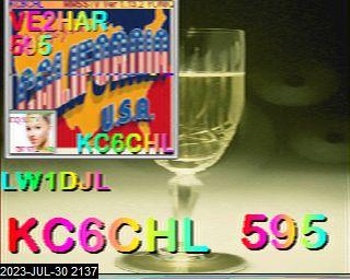 18-Oct-2020 18:48:55 UTC de VE2HAR