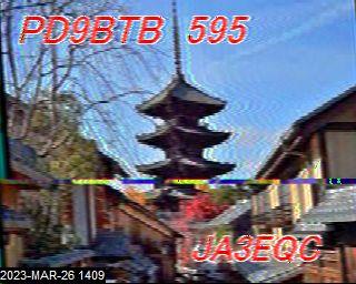 7th previous previous RX de VE2HAR