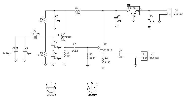 crystal oscillator rh qsl net