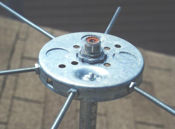 Home Brew dual band antenna