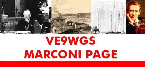 VE9WGS Marconi Page