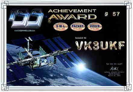 International Space Station Alpha.
