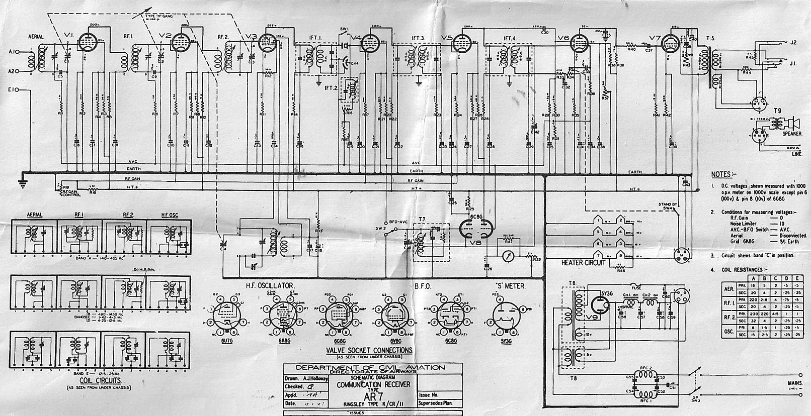 receiver ar7 sw ar 15 parts diagram ar 7 parts diagram #1