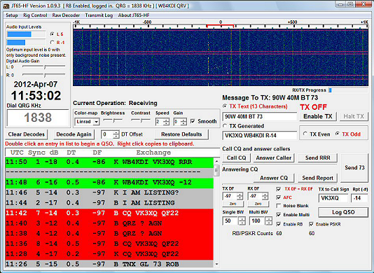 Old jt65 hf info for 160 meter dx window