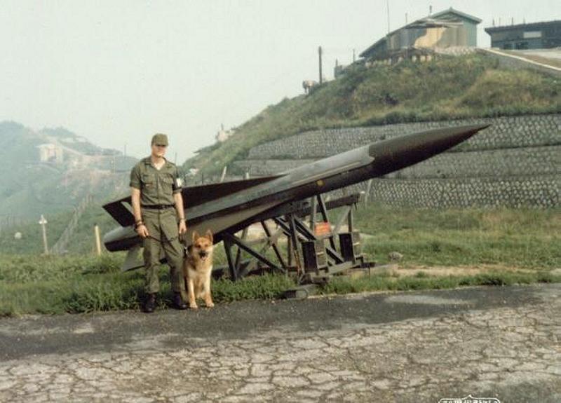 Camp essayons korea 1965