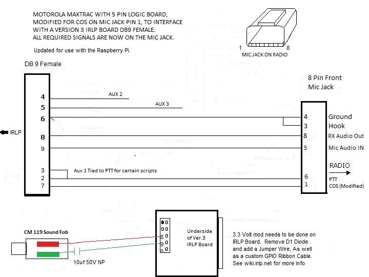 yaesu mic wiring diagrams w2ymm.com #4