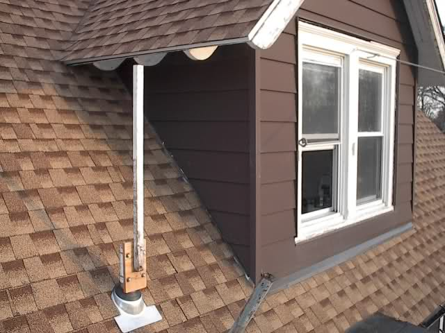 House Antenna Mount Architectural Designs