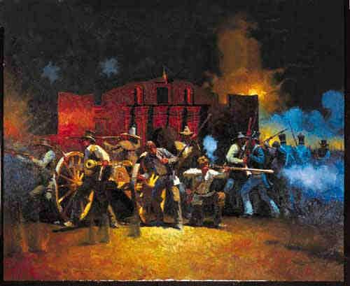 Rember The Alamo