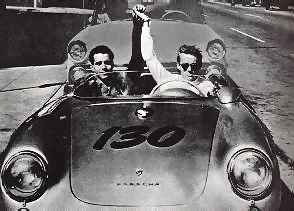 James Dean Porsche >> The Curse Of James Dean S Porsche