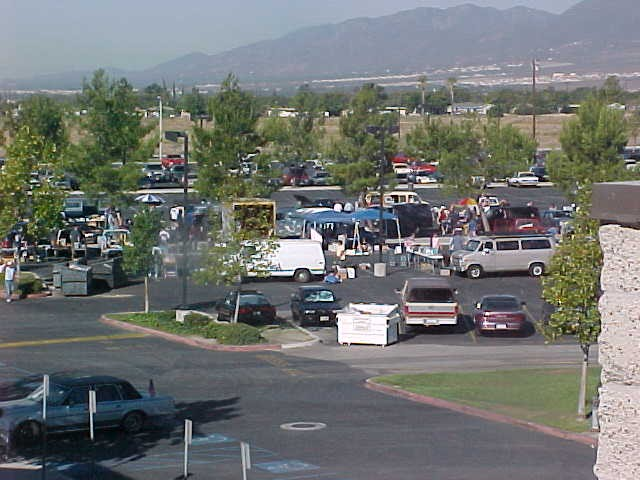 swap meet in chino address search