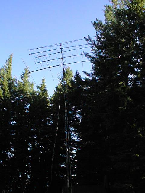 ROHN H30 Telescopic Antenna Mast - 3 Star.
