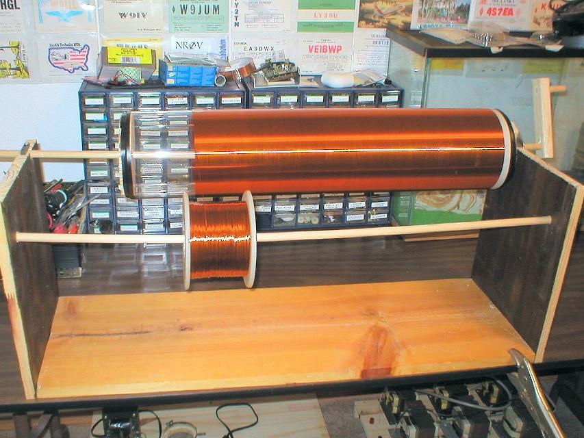 w8ujx tesla coil project vacuum tube schematic diagram #14
