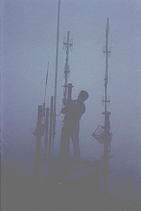 Installing the new Folded Dipole UHF Antenna