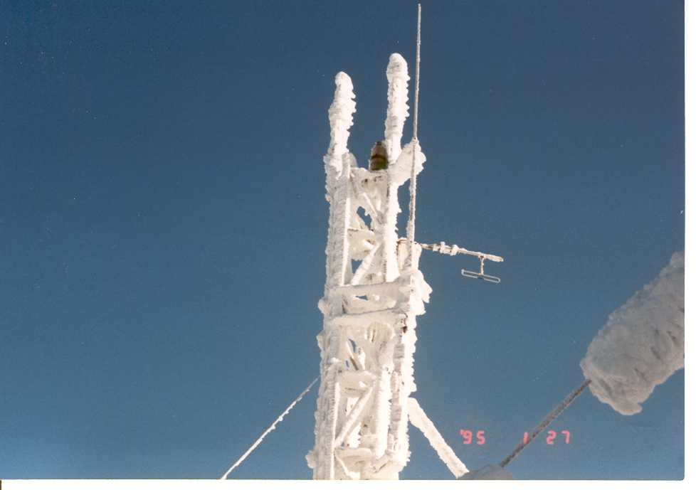 Bent Dipole on Tower