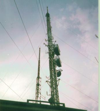 Photo of  Saddleback Towers
