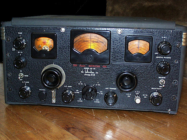 302092191869 additionally Viewtopic moreover K5WZI furthermore Hallicrafters Model S38 Shortwave Ham Radio Beautiful Refurbished likewise S038d. on hallicrafters s 38 shortwave receiver