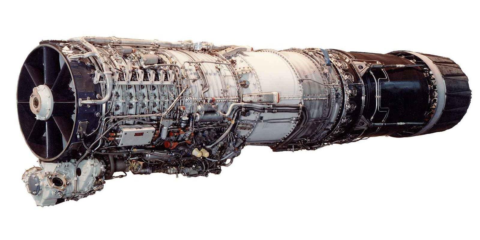 Ge J79 Engine Soap Turbojet Diagram 17