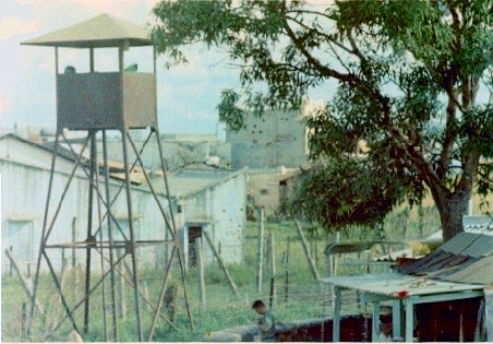 ARVN Guard Tower