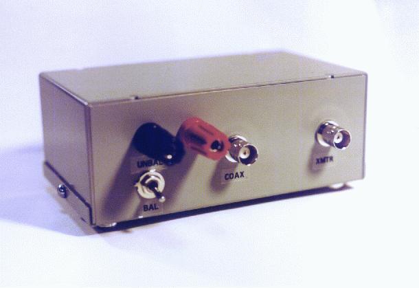A Homebrew Z-Match Tuner