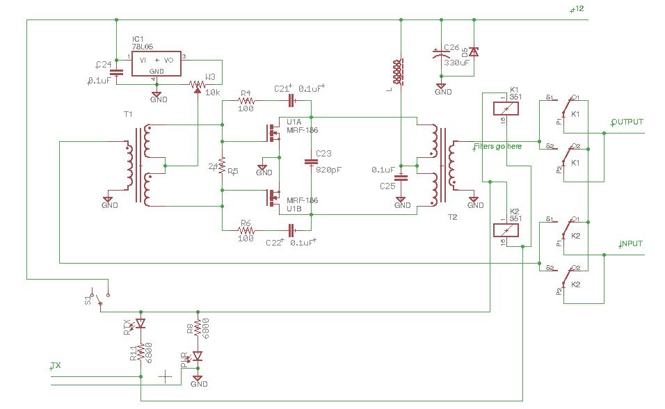 Mantra Circuit Diagram