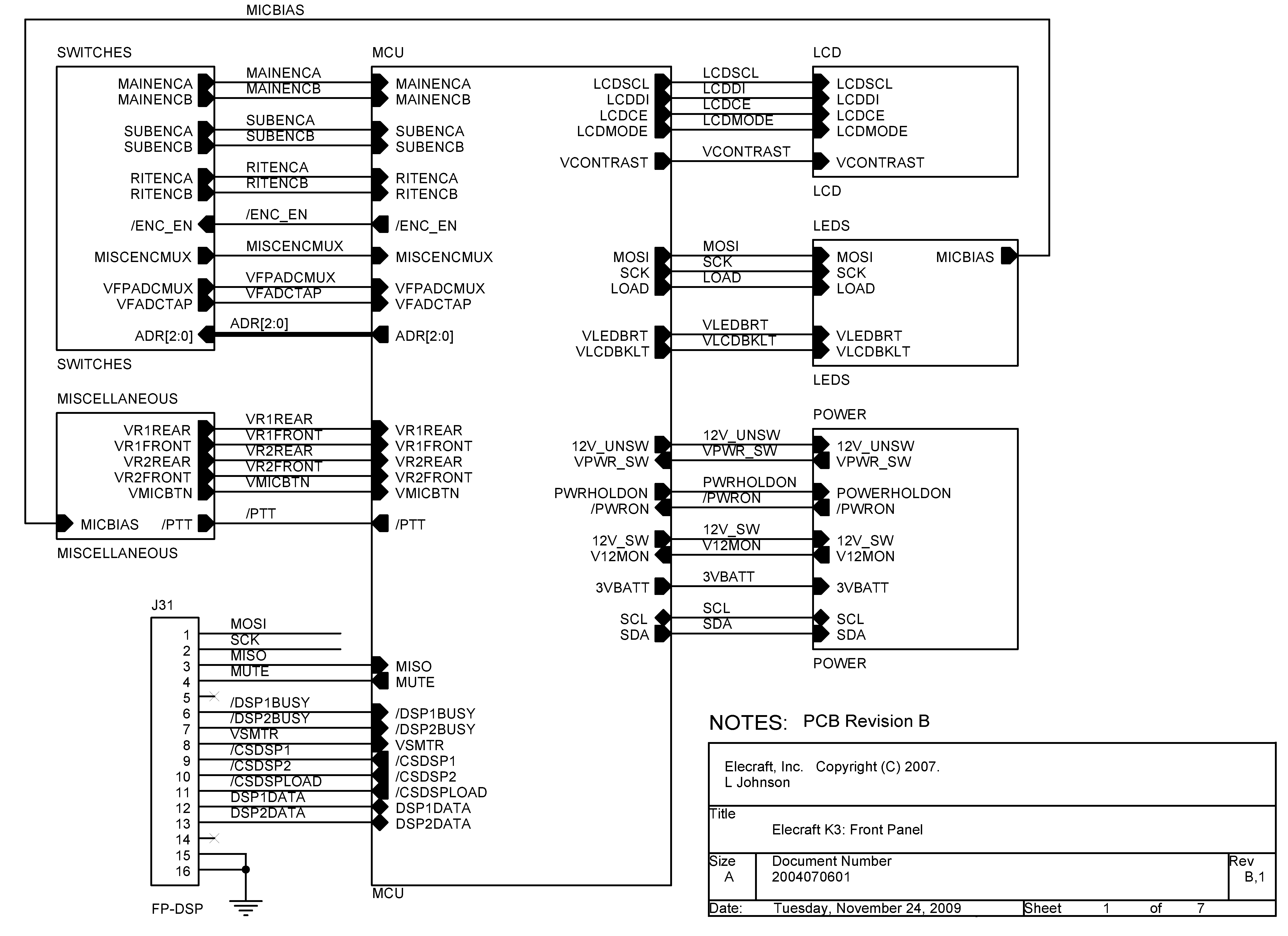 audio dsp block diagram
