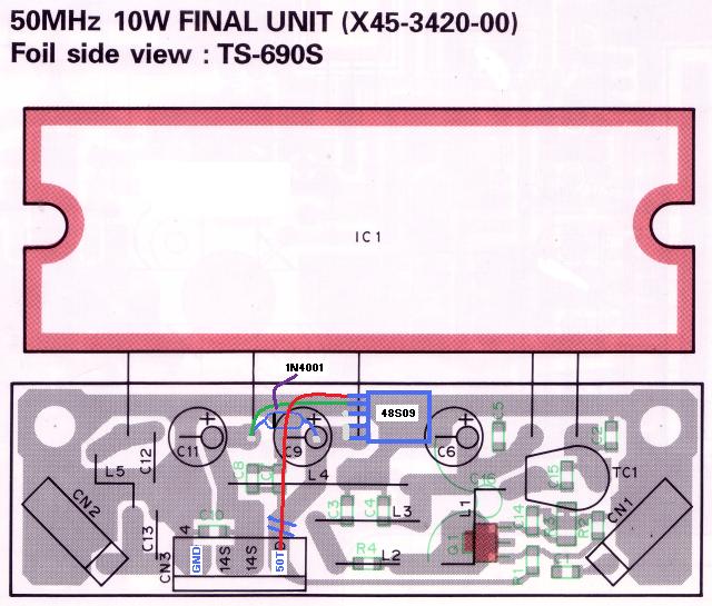Help! I Just Got a TS-450/690