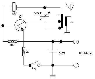transmitter Qrp Transceiver Schematic on