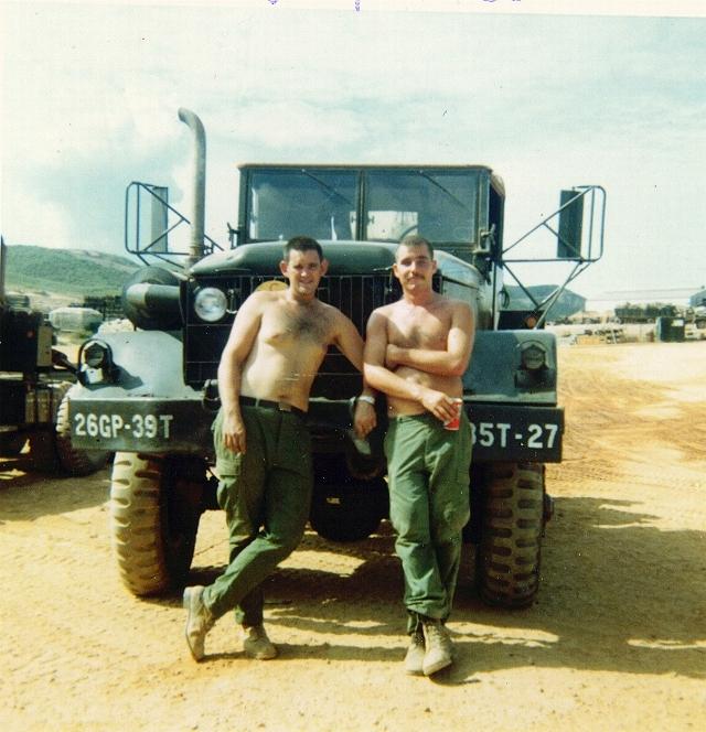 585th Transportation Co Vietnam