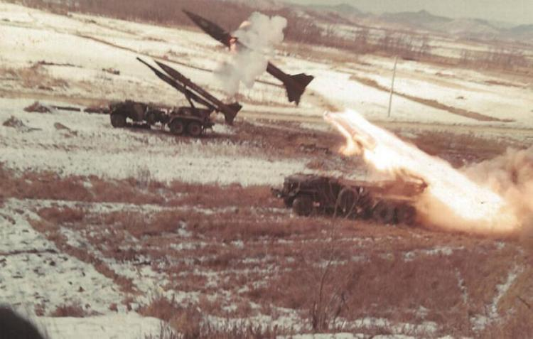 Camp Stanley Korea 1973-2005
