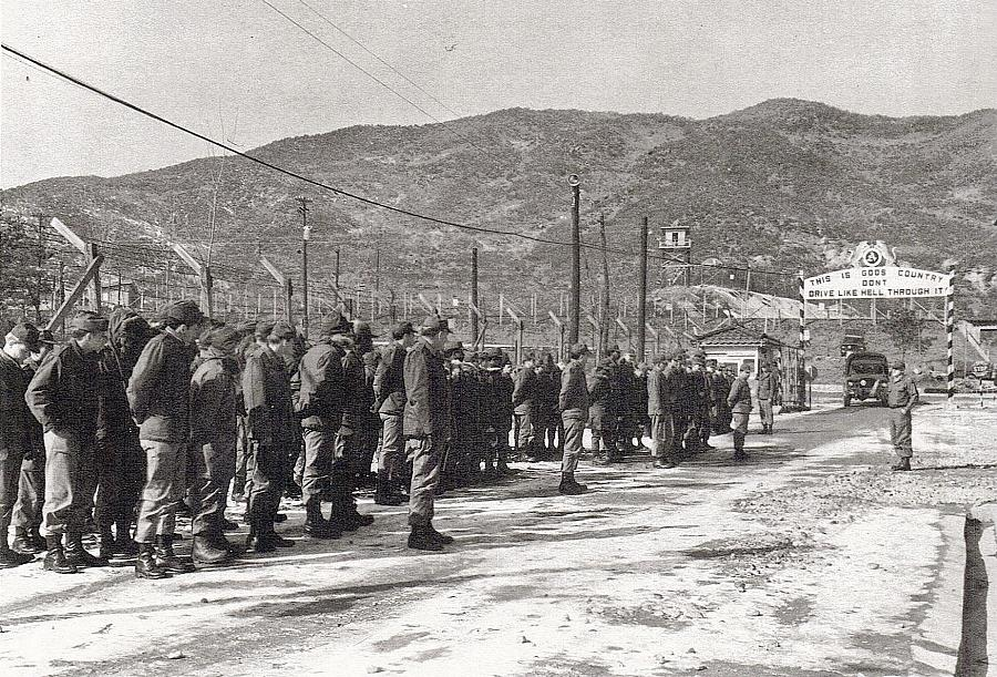 Camp Pililaau Korea